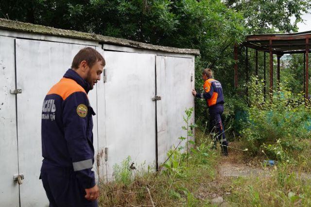 Ставропольские спасатели отыскали пропавшую школьницу