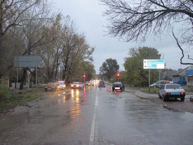 ВМинводах шофёр ВАЗа сбил 11-летнюю школьницу