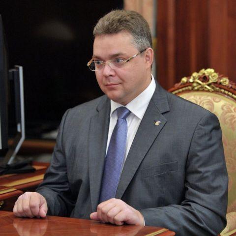 Владимир Владимиров оказался на 18 месте в Национальном рейтинге губернаторов