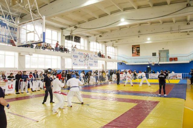 Чемпионат СКФО по рукопашному бою прошёл в Ставрополе