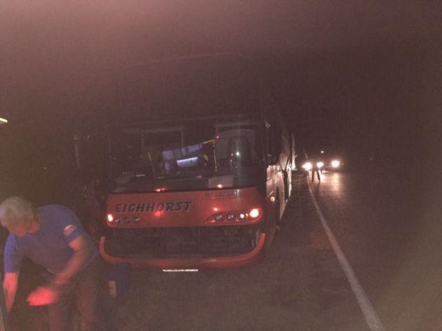 Ставропольские автоинспекторы помогли туристам