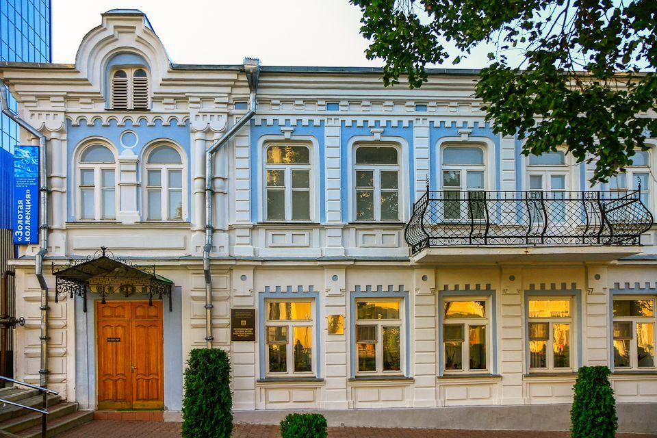 20 мая жителей и гостей Ставрополя приглашают бесплатно посетить музеи