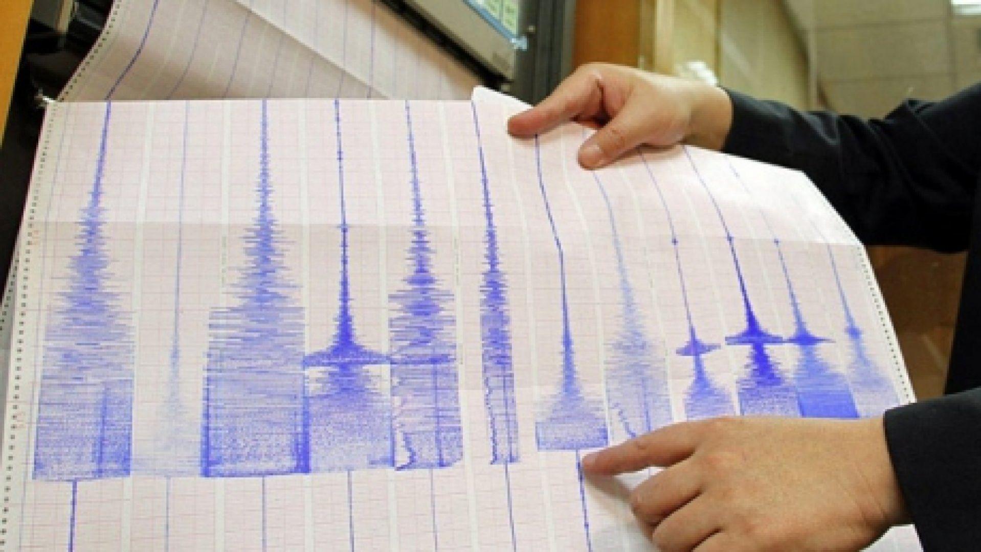 Землетрясение вТуве достигло магнитуды 4,1