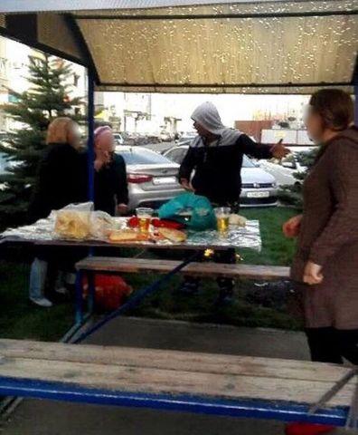Шашлыки на детской площадке стали причиной драки в Ставрополе