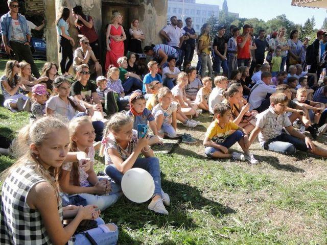 В Кисловодске прошёл первый открытый турнир по паркуру и воркауту