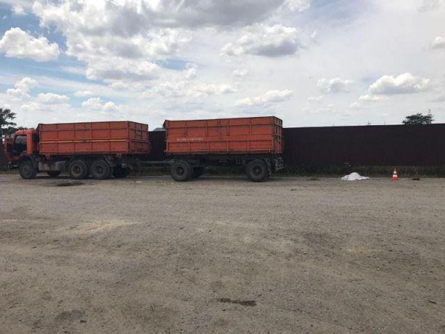 На Ставрополье водитель, ремонтировавший грузовик, погиб под собственным автомобилем