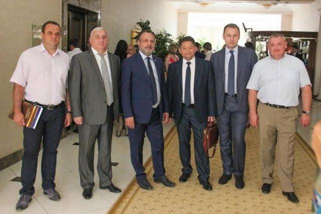 Более 50 представителей Италии прибыли на Ставрополье с деловым визитом