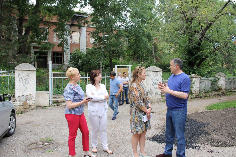 Кисловодск посетил замминистра РФ по делам Северного Кавказа