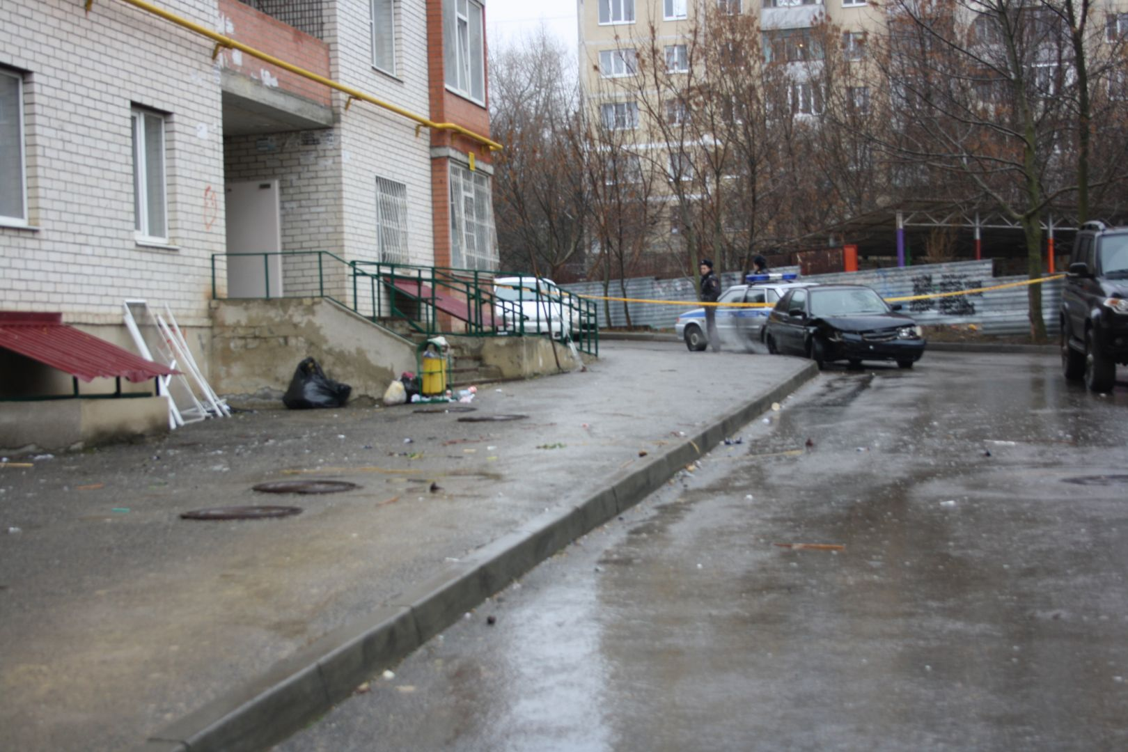 Руководитель  минстроя Ставрополья обещал восстановить выбитые взрывом окно идверь