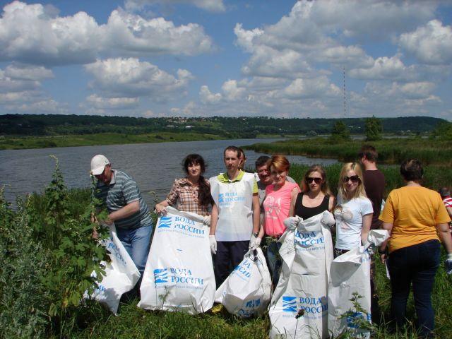 На Ставрополье стартовала акция по уборке берегов водоёмов