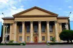 В краевой библиотеке открылась выставка, посвященная 200-летию со дня рождения Михаила Лермонтова