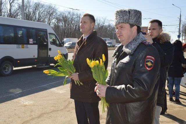 37 «цветочных патрулей» заступили на дежурство на дорогах Ставропольского края