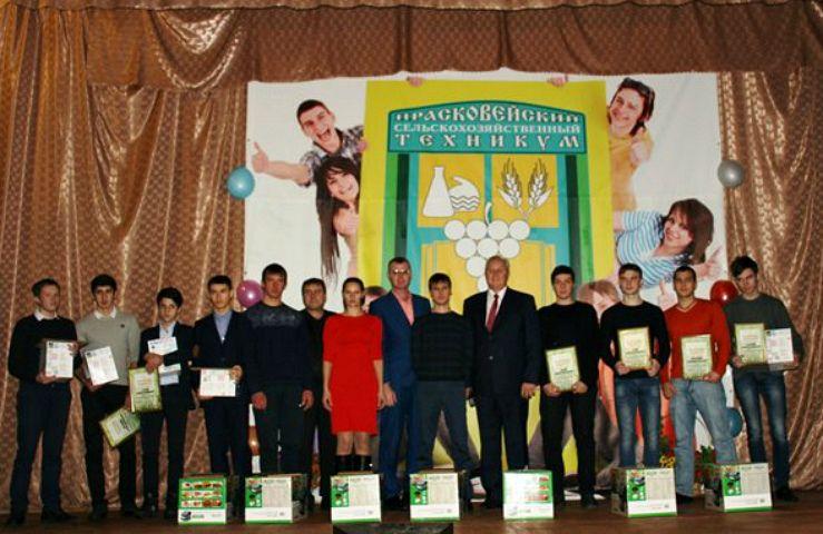 На Ставрополье наградили лучших молодых виноградарей