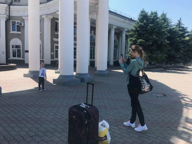 На ставропольских железнодорожных вокзалах на время разрешили фотографироваться