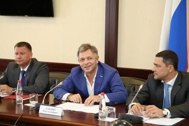 Назначен новый председатель Ассоциации СМИ Северного Кавказа
