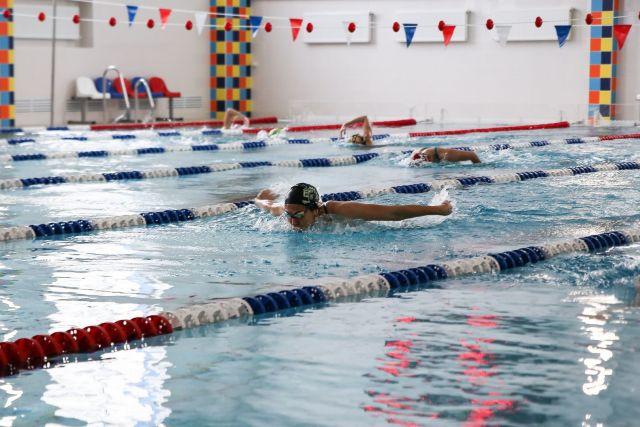 В Ставрополе открыли новый бассейн на базе СКФУ