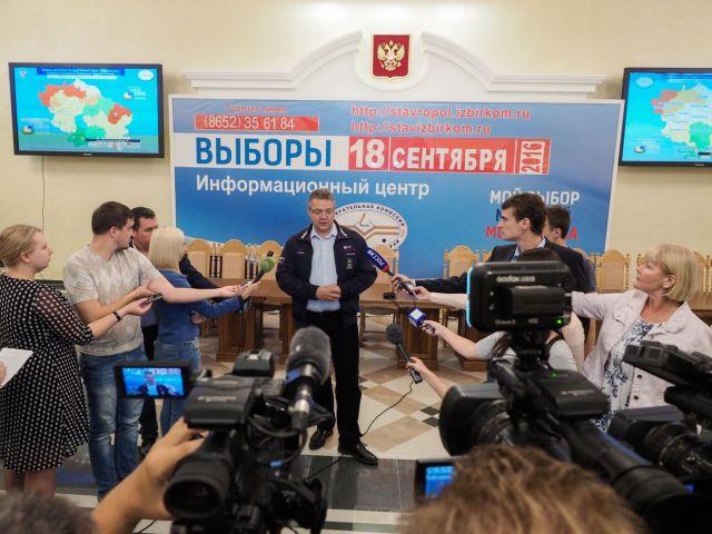 Губернатор Ставрополья прокомментировал ход голосования в крае