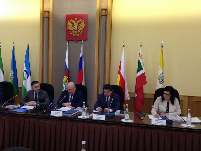 Минкавказ России представил на общественное обсуждение итоги деятельности за 2016 год
