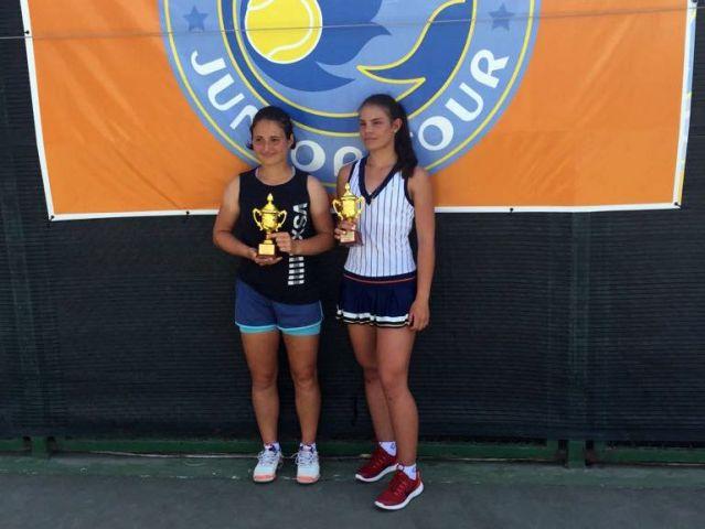 Теннисистка из Ставрополя стала победительницей международного турнира