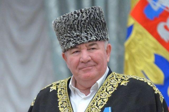 Муфтий Северного Кавказа призвал взорвать «Ельцин-центр» при обнаружении антигосударственной пропаганды