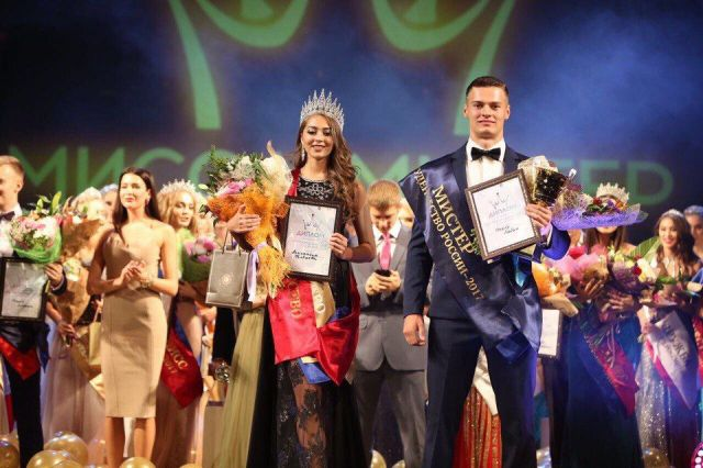 Мисс и Мистер студенчество России-2017 учатся в Ставрополе