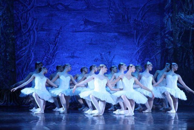 В Ставрополе выступил Имперский русский балет
