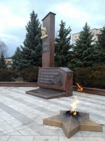 Молодой ставрополец подозревается в осквернении символов воинской славы России