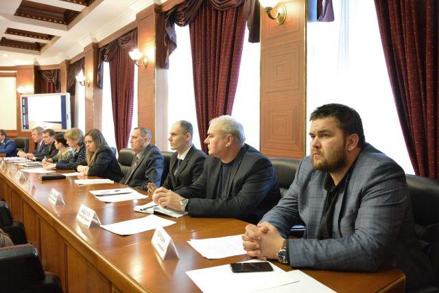 В администрации Ставрополя состоялось итоговое заседание антинаркотической комиссии