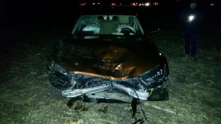 5 человек пострадали в итоге столкновения 2-х авто вСтавропольском крае
