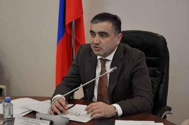 В Минкавказе России обсудили контрольные цифры приёма в вузы СКФО