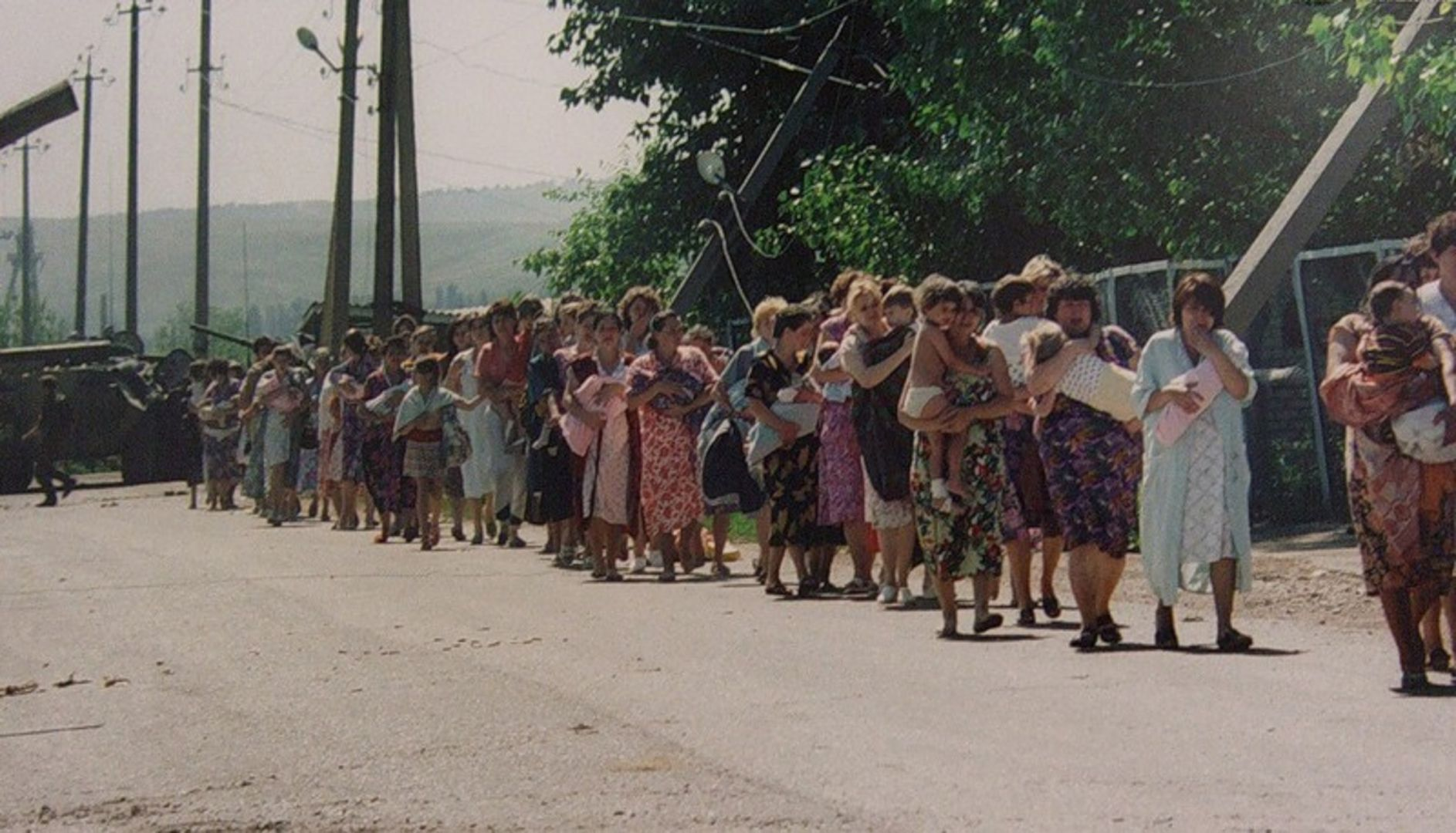 В Ставропольском крае вспоминают жертв будённовской трагедии