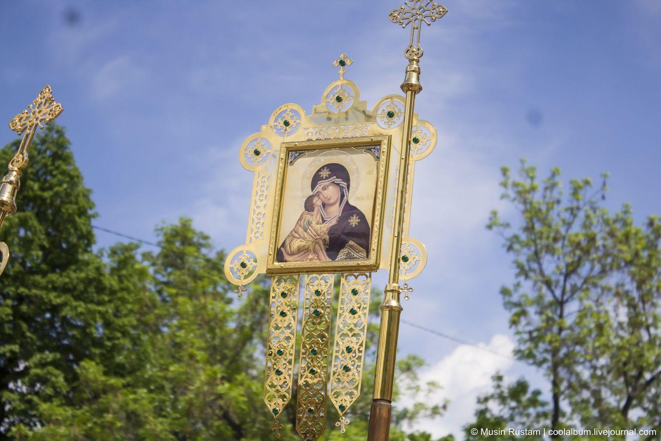Пасхальный Крестный ход пройдёт в Пятигорске 23 апреля