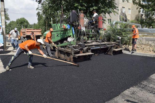 Работы по благоустройству Ставрополя вошли в активную фазу