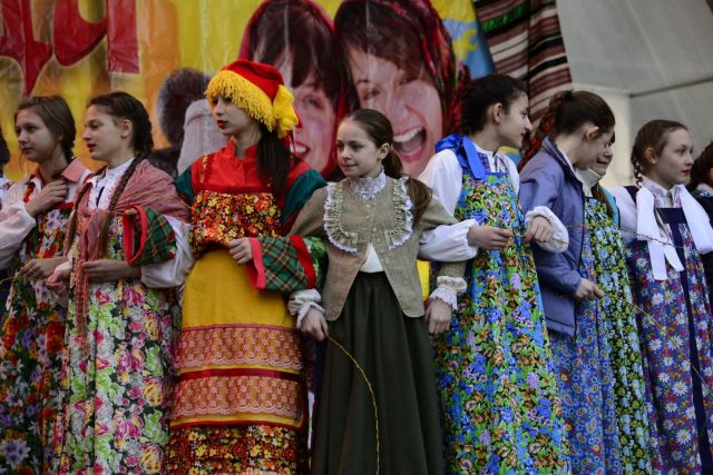 Казаки Ставрополя приглашают горожан на масленичные гуляния