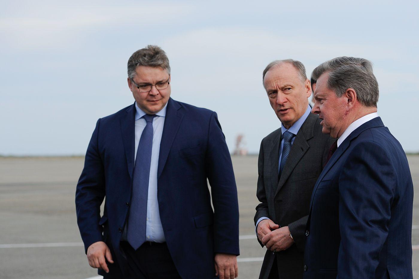 Губернатор Владимиров: НаСтаврополье создана комплексная система по сопротивлению терроризму