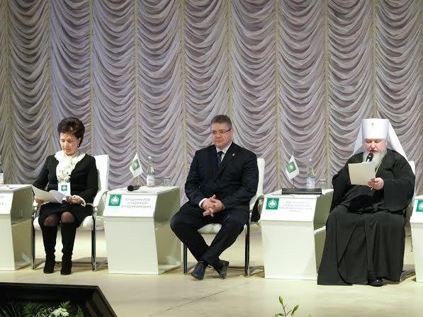 Начал работу IV Ставропольский форум Всемирного русского народного собора