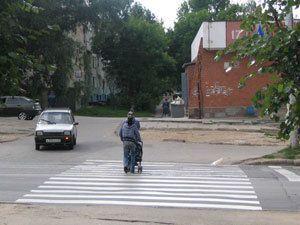 В Ставрополе студент сбил ребенка на пешеходном переходе