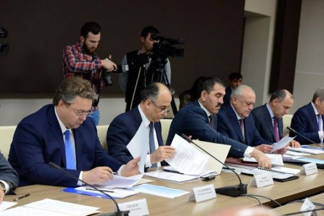Владимиров: Ставрополье внесёт достойный вклад в решение задач Северного Кавказа