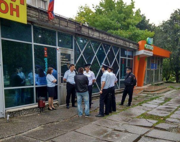 В Ставрополе волонтёров Навального подозревают в поджоге собственного штаба