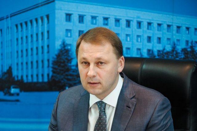 Губернатор снял с должности министра экономического развития Ставропольского края