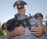 Оружие в подарок для вневедомственной охраны