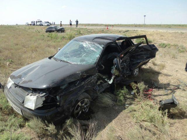 В Нефтекумском городском округе в ДТП погибла девочка