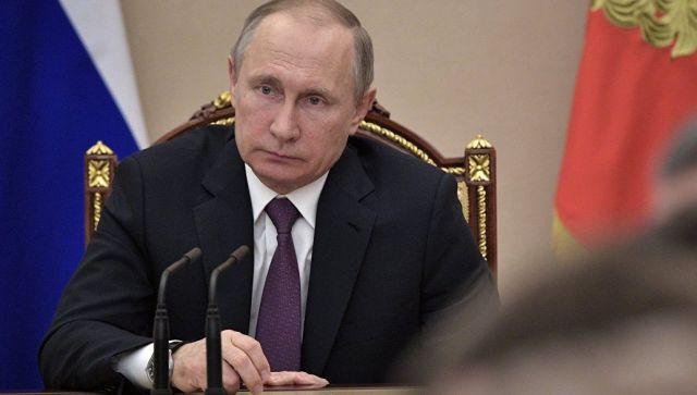Владимир Путин: ИГИЛ планирует дестабилизировать южные регионы России