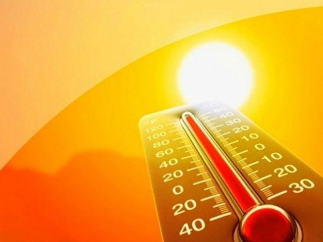 В Ставропольском крае 9-11 июля ожидается сильная жара +40