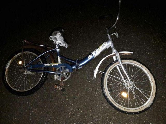 На Ставрополье водитель легковушки сбил велосипедиста