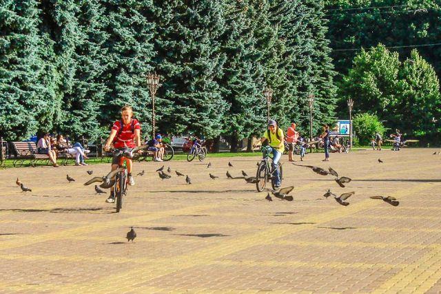 Жителей Ставрополя приглашают поучаствовать в массовом велопробеге