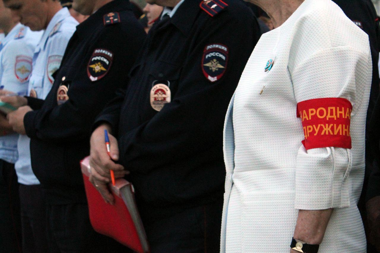 Меры безопасности на улицах Ставрополя помогут обеспечить казачество и дружинники