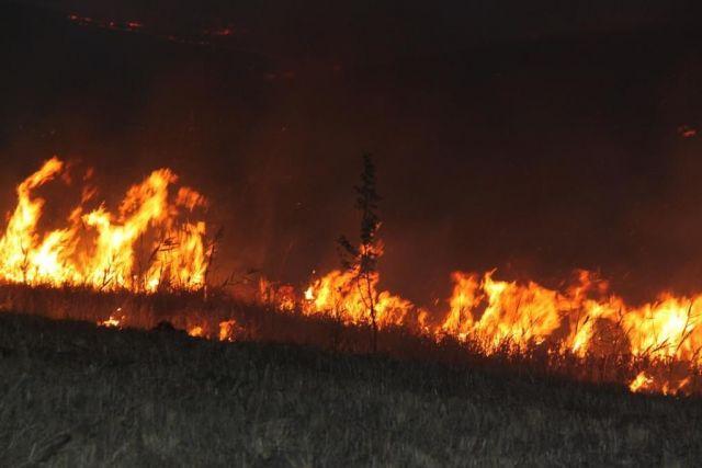 По факту пожара на объекте размещения отходов в районе хутора Нижнерусский возбуждено уголовное дело