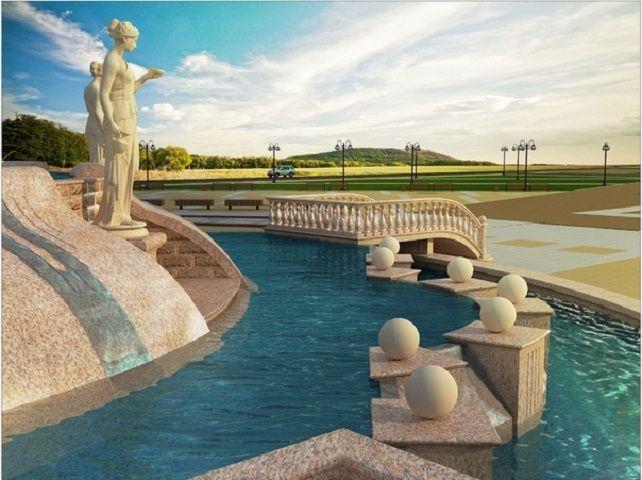 В Ставрополе на открытии нового фонтана установят бесплатные InstaBox