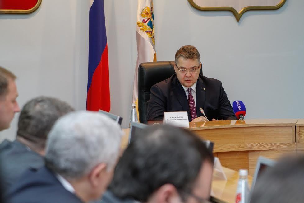 Владимир Владимиров: Мы государственные деньги на корпоративы не тратим